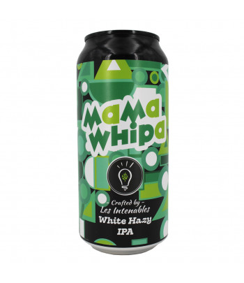 Les Intenables - Mama Whipa - Bière IPA 44cl (+1€)