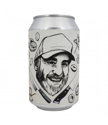 Grizzly - Coucou Justin - Bière Session NEIPA
