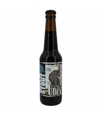 Zoobrew - The Ibex - Bière Milk Stout