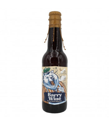Orville - Barry Wine - Bière Rhum Barrel (+4€)
