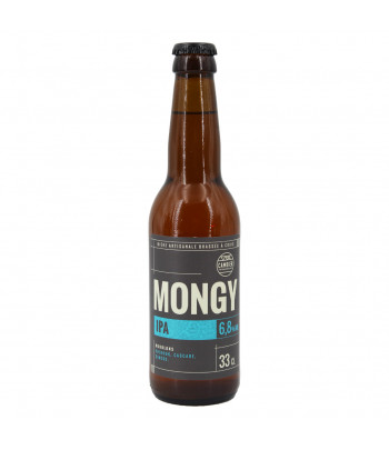 Cambier - Mongy - Bière IPA