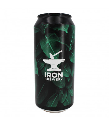 Iron - Bière Double India Black Lager 44cl (+3€)