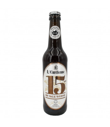 Chandres - 15 ans - Bière Dunkle Weisse